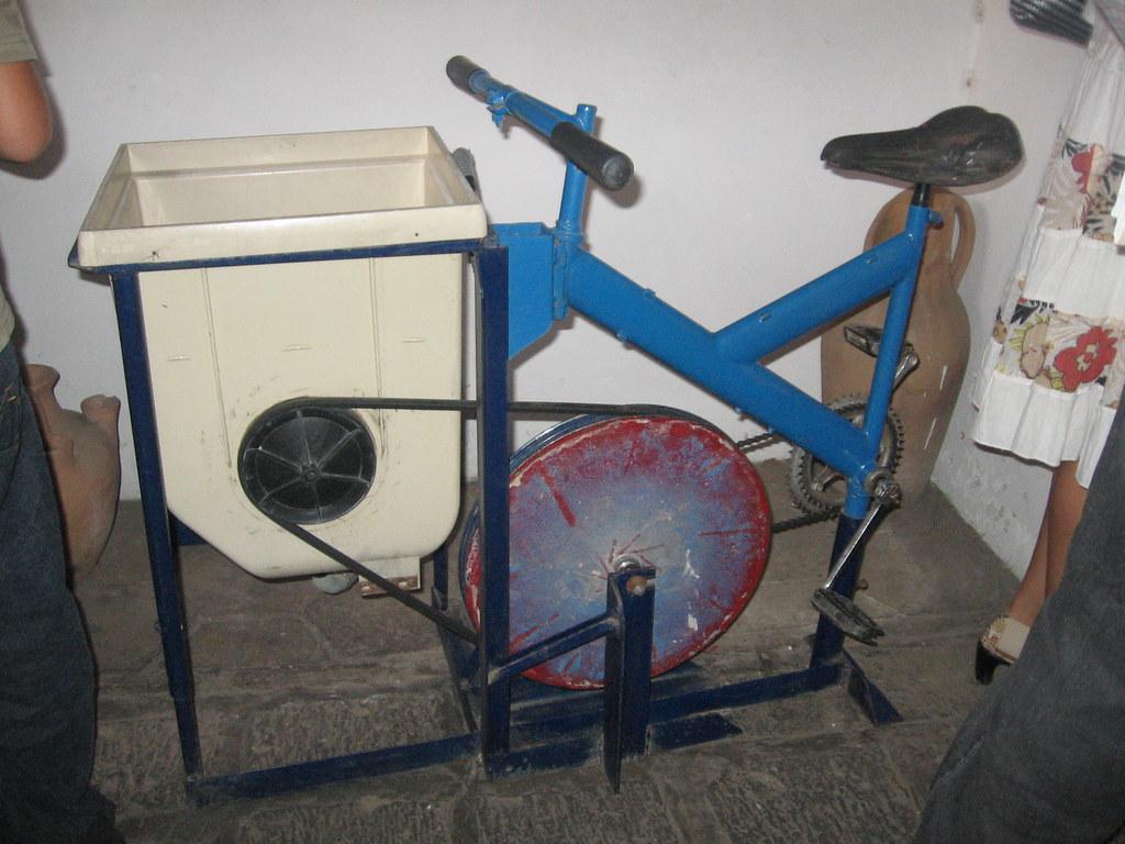 Bici-lavadora - Luis_GM - Flickr