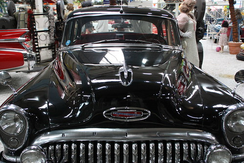 Buick Straight Eight | by pilot_micha