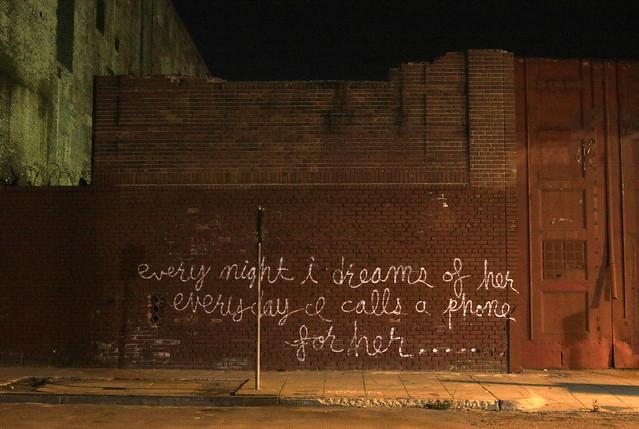 every night i dreams