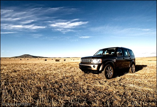 The other Side - Land Rover Discovery 4 | by Craig Pitchers