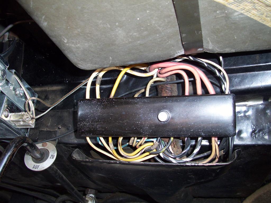 Porsche 912 Fuse Box