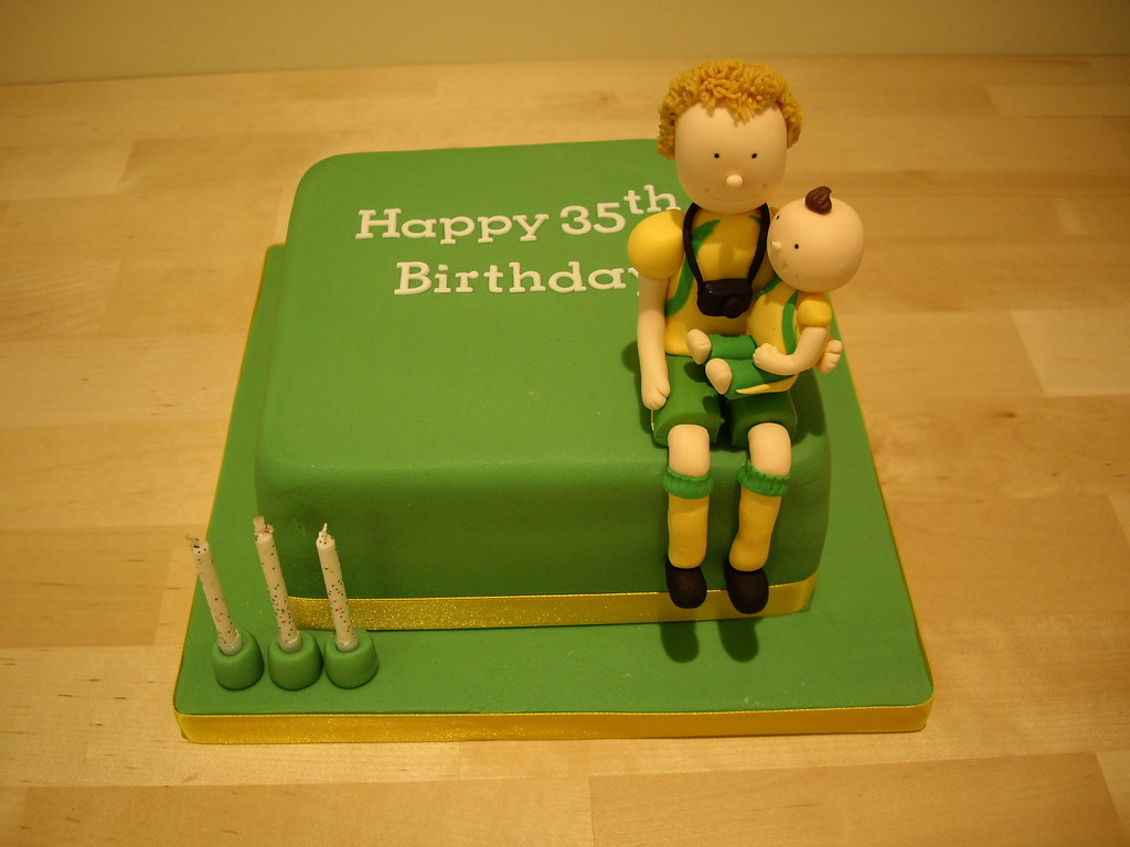 Marvelous Father And Son Luxury Birthday Cakes Wedding Cakes And C Flickr Funny Birthday Cards Online Inifodamsfinfo
