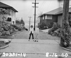 Girls in View Ridge, 1960 | by Seattle Municipal Archives