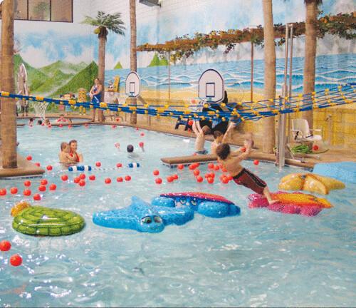 Water Walk - Indoor 1 | by AquaBlue International
