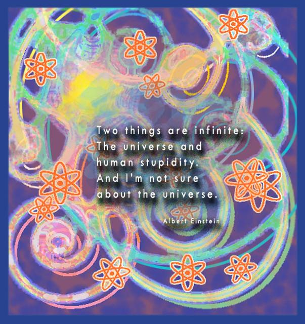 Illustration Friday: Infinity