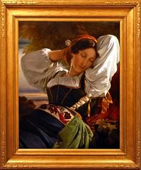 Jeune italienne (musée des Beaux-arts de Montréal)