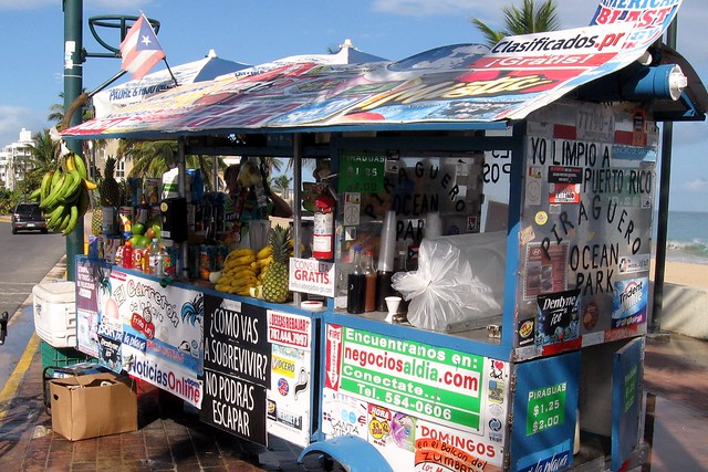 Food and drink vendor