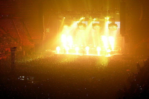 Rammstein at Bercy (Paris) in 2009 | by cgo2