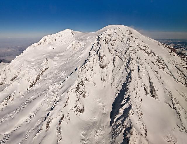 Mount Rainier up close (12-Jan-09)
