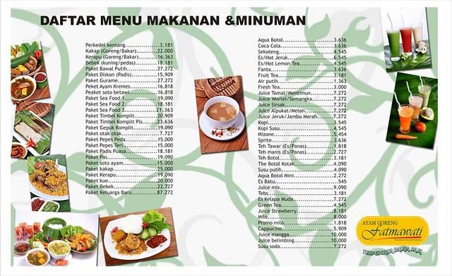 Agf Bandung Delivery 02 Restoran Fatmawati Flickr