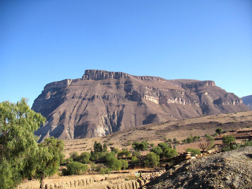 Icla mountain