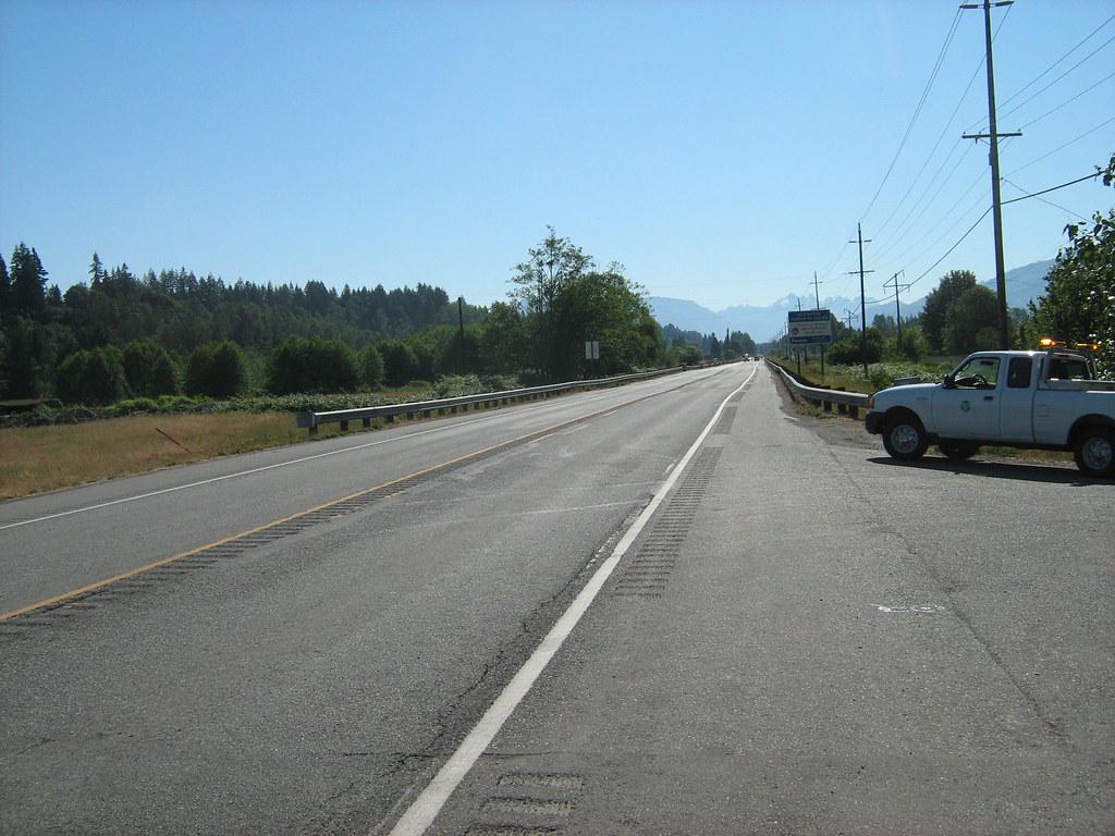 US 2 between Monroe and Sultan