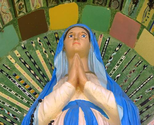 church shrine texas catholicchurch shiner lavacacounty saintscyrilandmethodiuscatholicchurch mlhradio paintedchurchesoftexas
