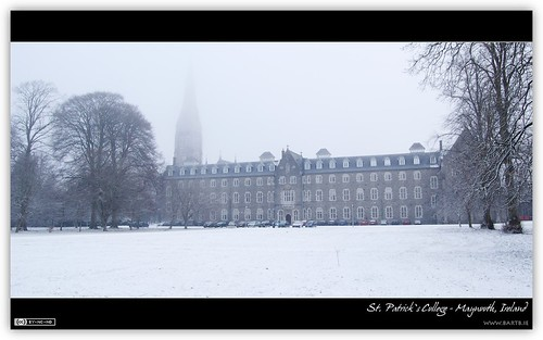 St. Mary's House in Winter | by bbusschots