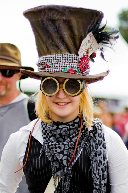 Maker Faire 2011: hat hat