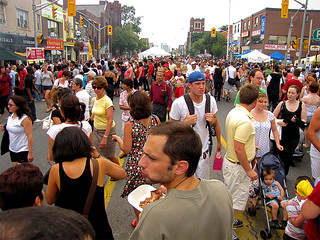 taste of the danforth | by torontocitylife