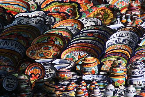 Ceramica poblana