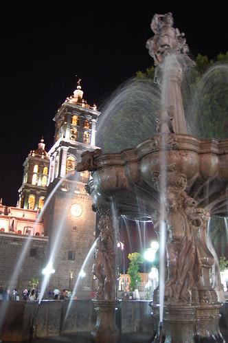 "DSC_0133 Centro Histórico de Puebla ""Zócalo"" por LAE Manuel Vela"