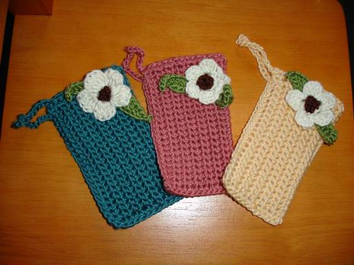 Crochet Cellphone Case Akshata Flickr