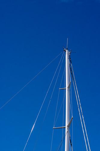 empty mast | by Daniel Kulinski
