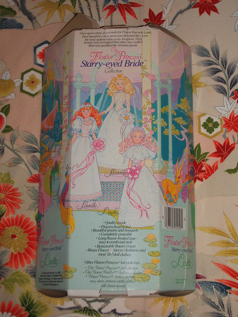 Flower Princess Lisette by Creata