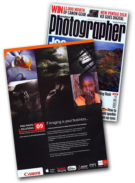 Canon Pro Photo Solutions 09 - Amateur Photographer Magazine