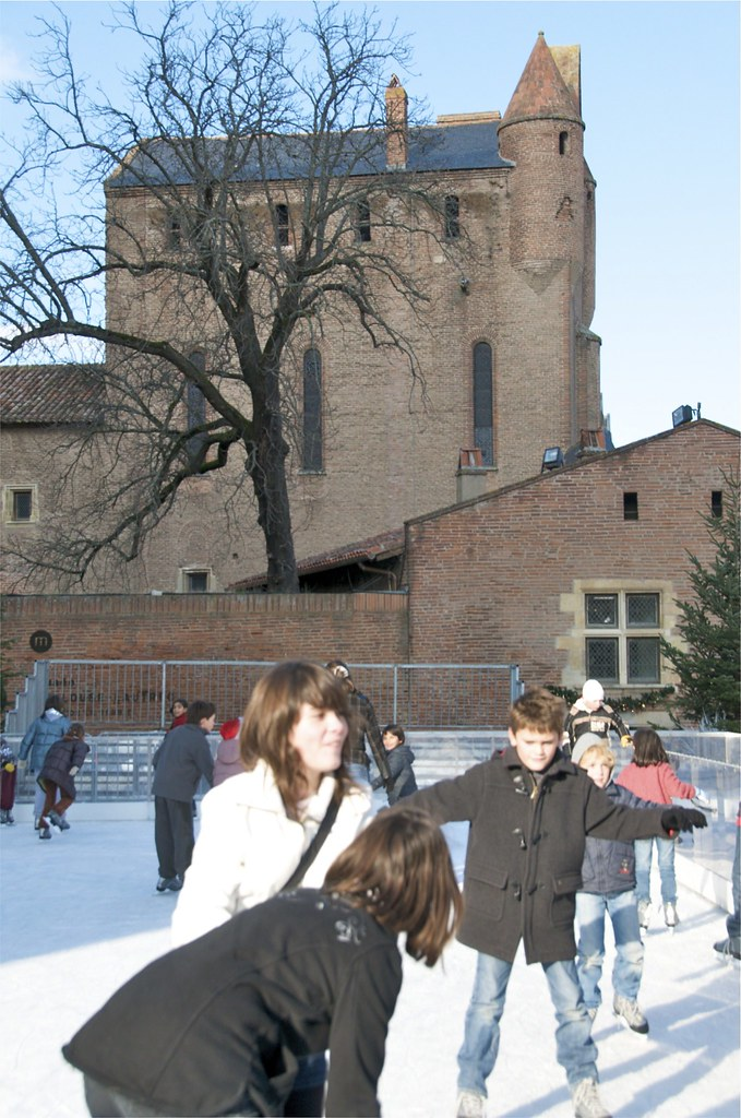Skaters in Albi - 3