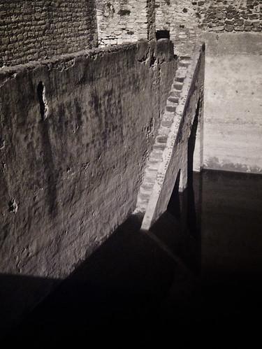 Detalles Puerta del Templo de Santo Domingo - Puebla - México