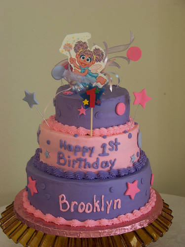Abby Cadabby Birthday Cake   by tc27jkw