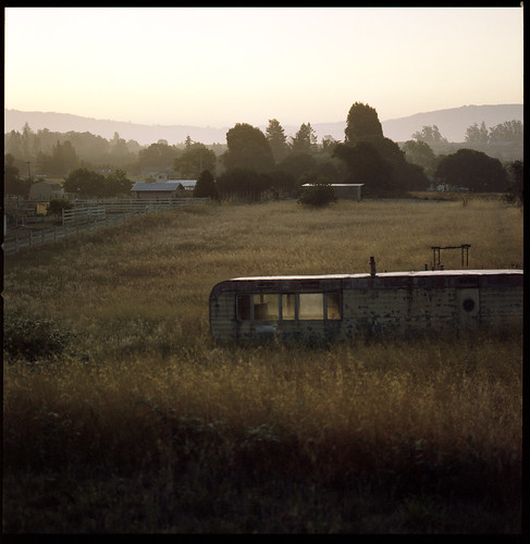 film field grass dawn cottage meadow hasselblad trailer portra sebastopol 400nc
