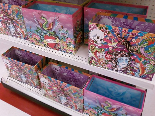 Ed hardy is the new lisa frank dj intel one flickr - Ed hardy lisa frank ...
