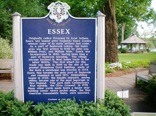 Essex Connecticut