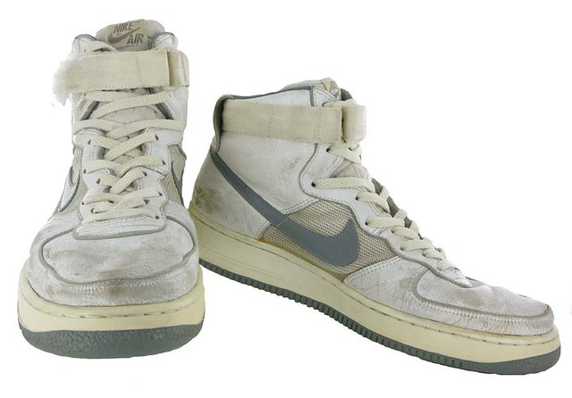 best sneakers 4cf8d becc0 ... Shoes  Air Force 1 Trainers made by Nike (1982)   by Northampton Museums