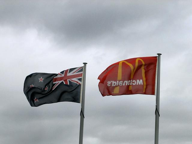 NZ Flags #1 | Auckland, NZ | Monika Hoinkis | Flickr
