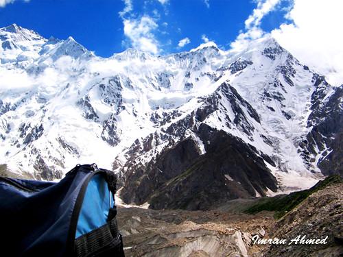 Nanga Parbat, from Beyal camp | A beautiful mountain, on