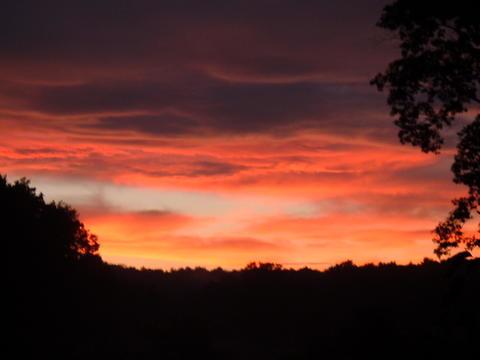 sunset connecticut