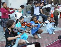 Dupont Circle Street Recital and Fundraiser