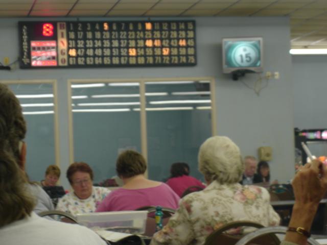 The Bingo Board