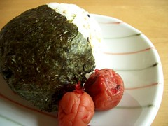 rice ball / おにぎり   by Kanko*