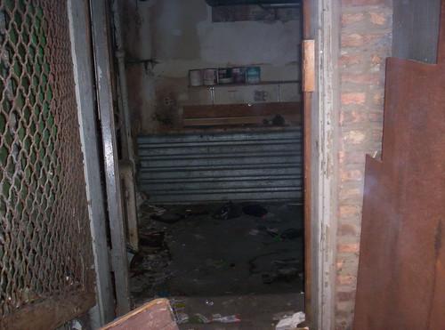 Inside Door #5