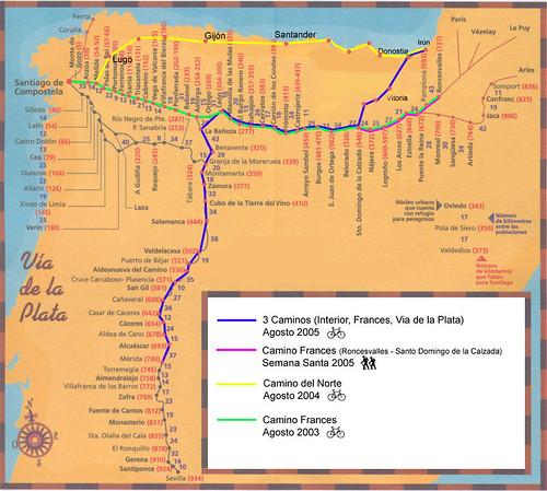 CaminosDeSantiago