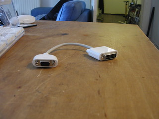 DVI to VGA Cable | by mrwalker
