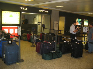 United lost luggage room, Washington Dulles | by Paul L Dineen