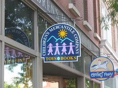 Children's Mercantile toy store, Fort Collins, Colorado | by Paul L Dineen