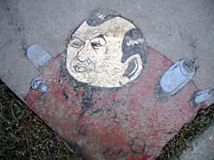 Bulb Graffiti