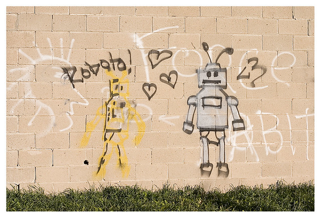 For all the robot lovers