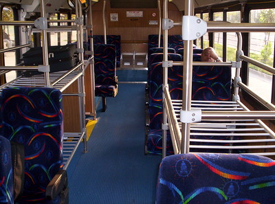 B30 bus to BWI from Greenbelt Metro Station