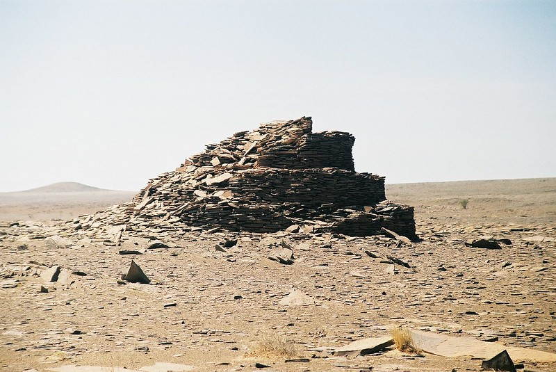 Stepped Bazina, Wadi Dirt