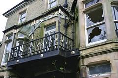 Haddon Hall Balcony