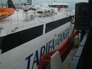 Trans-Mediteranean Boat